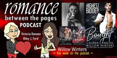 Romance Between the Pages Podcast: Willow Winters