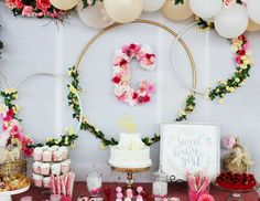 """Floral baby shower / Baby Shower """"Franco Floral Baby Shower"""" 