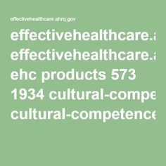 effectivehealthcare.ahrq.gov ehc products 573 1934 cultural-competence-protocol-140709.pdf