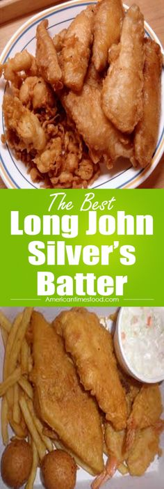 Long John Silver's Batter – Delicious recipes to cook with family and friends.