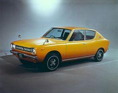 Nissan Cherry GL 2-door Sedan (E10) '1970–74