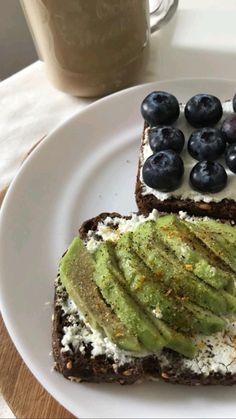 Good Healthy Recipes, Healthy Desserts, Healthy Breakfasts, Healthy Foods, Diet Recipes, Food Goals, C'est Bon, Aesthetic Food, Love Food