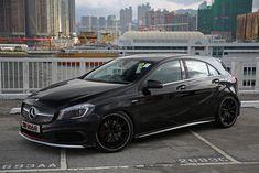 Mercedes-Benz, A-Class, A250 Sport, Hong Kong | Flickr - Photo Sharing!