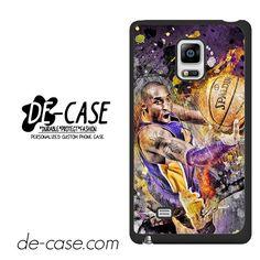 Kobe Bryan Spalding Basketball DEAL-6211 Samsung Phonecase Cover For Samsung Galaxy Note Edge