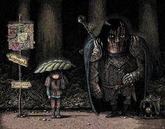 Mon Voisin Totoro - Game of Thrones