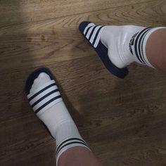 89ec34b84 25 Best Socks n' Sandals images in 2016 | Socks, sandals, Slippers ...