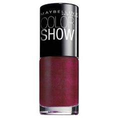 Maybelline Color Show - Wine Shimmer