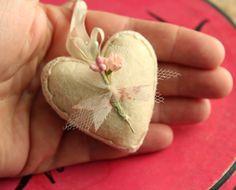 the adventures of bluegirlxo Valentine Day Love, Vintage Valentines, Strawberry Picking, Bottle Brush Trees, Felt Hearts, Little Boxes, Vintage Shops, Vintage Art, Needle Felting
