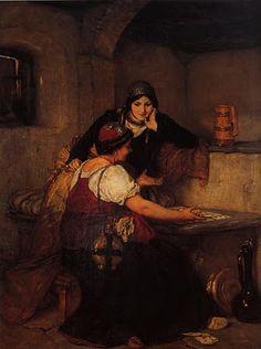 Nikolaos Gyzis (1842-1901). Greek Painter