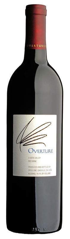Overture - Napa Valley - Opus One #wine