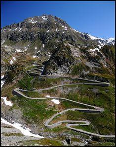 Saint-Gothard, Ticino- East Switzerland