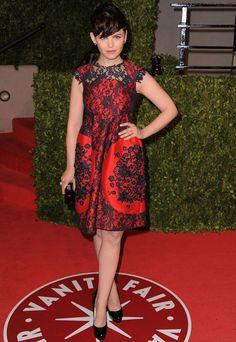 Ginnifer Goodwin - This is a lovely dress.