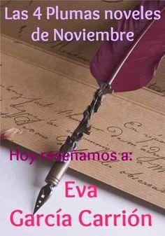 Bookceando Entre Letras: EL DESTIERRO DEL ÁNGEL - EVA GARCÍA CARRIÓN