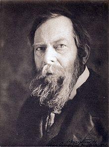 Albert Pinkham Ryder (1847-1917) Painter (1905 Photo)