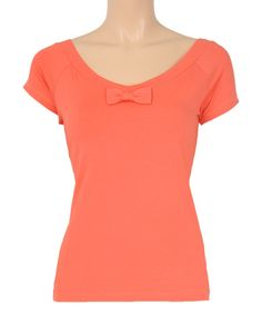Another great find on #zulily! Beach Bow Tie Scoop Neck Tee by Louie et Lucie #zulilyfinds