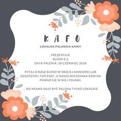... bo #kawa musi być palona tylko lokalnie.      #KAFO data palenia: 30 czerwiec 2018 (blend 8.2)