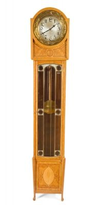 BUSQUETS I JANÉ, Joan (Barcelona, 1874 – 1949).Reloj de pie, h.