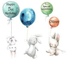 How to personalise Bing Bunny, Personalized Birthday Cards, Greeting Cards, Age, Prints, Ebay