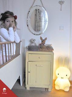 Children's room - Miffy lamp - Mr Maria