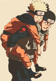 """But... When I'm with Iruka-sensei... I wonder, if this is what it feels like to have a father."""