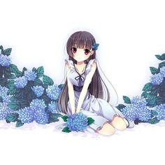 Rea Sanka Sankarea,Anime Anime love ❤ liked on Polyvore featuring anime