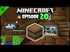 Minecraft Barrel Storage & Farm Hut | Python's World (Minecraft Survival Let's Play S2) | Episode 20 - YouTube Minecraft Storage, Minecraft Survival, Lets Play, Python, Barrel, Let It Be, World, Youtube, Barrel Roll