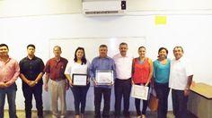 la Sección 3 del SNTE Galardona al profesor Néstor Romero Ruíz, rindió homenaje a uno de los profesores que han dejado huella en su paso por la educación en BCS.