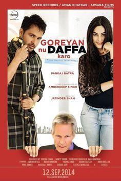 Goreyan Nu Daffa Karo - Official Poster