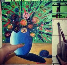 Abstract boquet