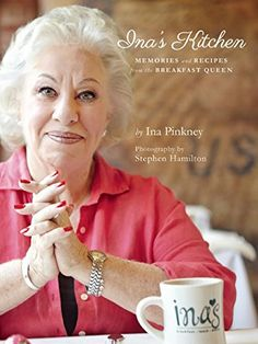 Ina's Kitchen: Memories and Recipes from the Breakfast Queen by Ina Pinkney http://www.amazon.com/dp/1572841818/ref=cm_sw_r_pi_dp_lzY8vb0BGPG5R