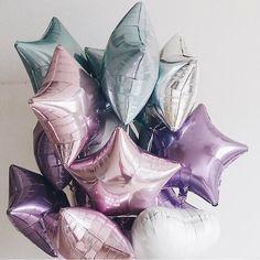 Imagem de balloons, party, and inspiration Disney Instagram, Instagram Girls, Star Party, Child Day, 21st Birthday, Birthday Wishes, Birthday Parties, Graduation Parties, Birthday Ideas