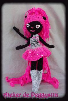 Monster High - Catty Cat
