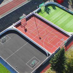 Schul und Sport - Gezolan AG - Gezoflex - Gezofill: High Performance Solutions