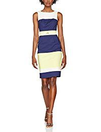 Paper Dolls Women's Panel Detail Dress