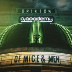 Of Mice And Men - Live at Brixton