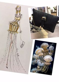 Design #25 of my 30 Days of November Designing with Meli Melo bags as a base of inspiration