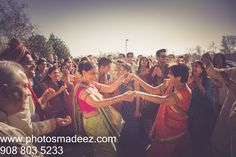 Baraat conducted by DJ Gaurav at Gujarati Wedding at the Jumping Brook Country Club in New Jersey.Gujarati Groom - Gujarati Bride. Best Wedding Photographer PhotosMadeEz. Award Winning Photographer Mou Mukherjee. #MNopoly2015
