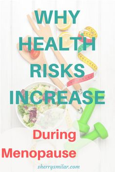 Health risks like high blood pressure and diabetes increase after menopause. Find out why this happens and what you can do about it. Menopause Age, Menopause Symptoms, Health Advice, Women's Health, Womens Health Care, High Cholesterol Levels, Urinary Incontinence, Effects Of Stress, Medical School