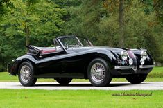 xk120 jaguar - Google Search