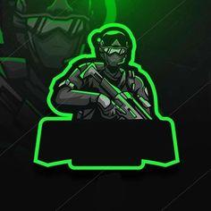 membuat logo squad pubg