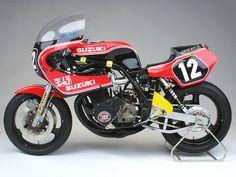 1980年の鈴鹿8耐を制した「ヨシムラ GS1000 XRー69」