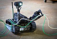 Throwable iRobot 110 recon bot gets sensors, manipulator
