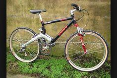 1994 Diamondback Dual Response Pro Mountain Bicycle, Mountain Biking, Mtb, Vintage Bikes, Retro Bikes, Ridge Runner, Off Road Cycling, Old Bikes, Bicycle Parts