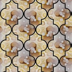 "The mesmerizing design of ""Stone Temple"" by Kimberly McDonald for Circa Wallcovering featuring Ocean Jasper against a shiny black patent motif.  #phyllismorris #circa #gemstones #KimberlyMcDonald #circawallcoverings #designerwallpaper #luxury #art #roses #floral #garden #design #glamorous #interiordesign #westhollywood #hollywood #WeHo #designers #luxurywallpaper #boldwallpaper  #wallpaper2015  #interiordesign2015 #couture #style #glam #wallpaper #trendywallpaper"