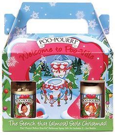 Secret-Santa-Claus-Christmas-Poo-Pourri-Bathroom-Spray-2-Oz-Secret ...