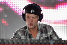 DOZENS of wasted Avicii fans were hospitalized at his Boston show...