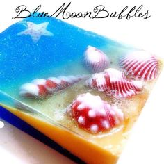 Tahitian Getaway Dream Soap Bar by BlueMoonBubbles on Etsy, $6.00