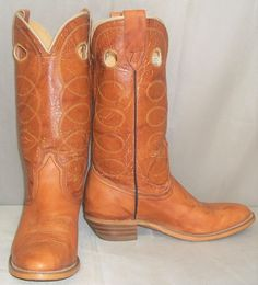 Justin Boots Size Chart