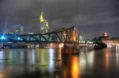 Eiserner Steg - Frankfurt