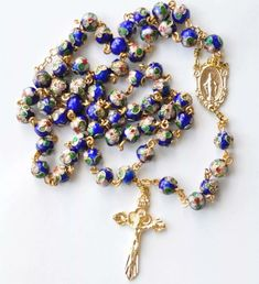 Holy Rosary, Rosary Catholic, Rosary Beads, Rosaries, Saints, Blessed, Healing, Bracelets, Jewelry